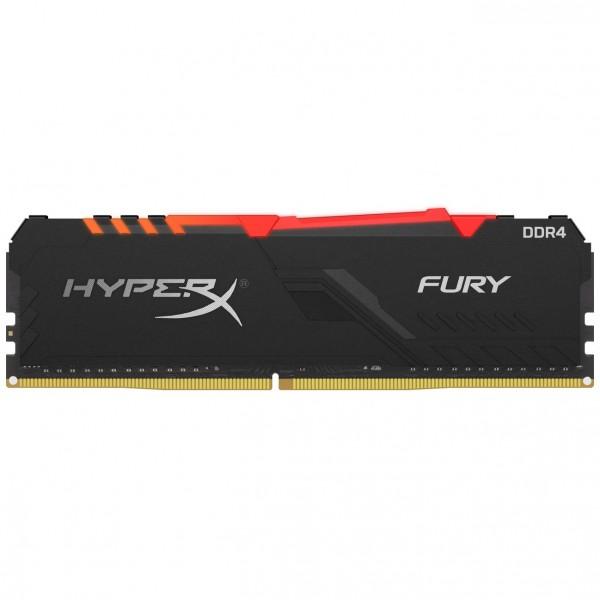 Kingston HyperX FURY (1x16 GB) RGB 3200 16GB